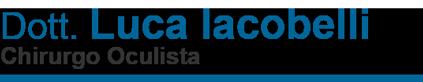 Luca Iacobelli | Oculista Roma Logo