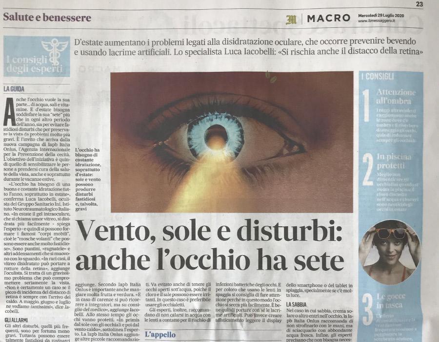Oculista Roma