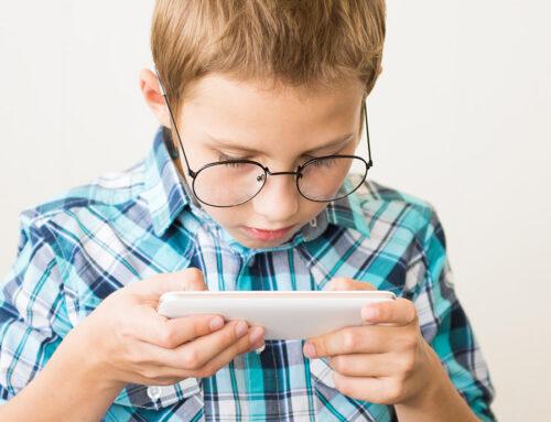 Miopia nei bambini: cosa fare in caso di didattica a distanza